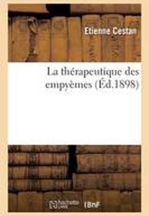 La Th rapeutique Des Empy mes