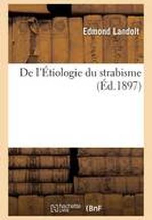 de L'A0/00tiologie Du Strabisme