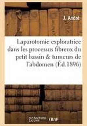 Laparotomie Exploratrice Dans Les Processus Fibreux Du Petit Bassin & Dans Les Tumeurs de L'Abdomen