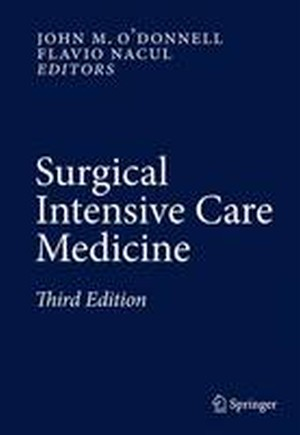 Surgical Intensive Care Medicine 2016