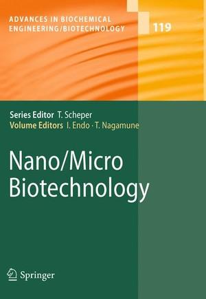 Nano/Micro Biotechnology