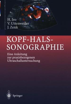 Kopf-Hals-Sonographie