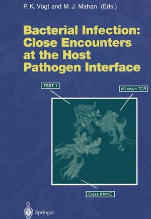 Bacterial Infection: Close Encounters at the Host Pathogen Interface
