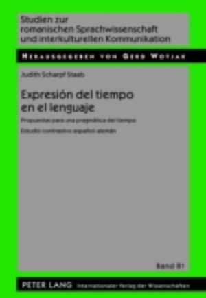 Expresion del tiempo en el lenguaje