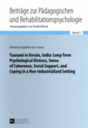 Tsunami in Kerala, India: Long-Term Psychological Distress, Sense of Coherence, Social Support, and Coping in a Non-Industrialized Setting