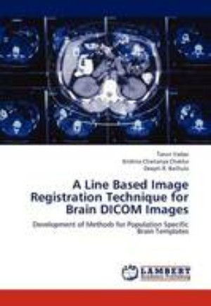 A Line Based Image Registration Technique for Brain Dicom Images