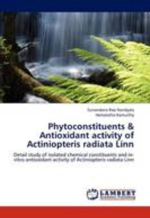 Phytoconstituents & Antioxidant Activity of Actiniopteris Radiata Linn