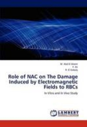 Role of Nac on the Damage Induced by Electromagnetic Fields to Rbcs