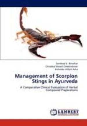 Management of Scorpion Stings in Ayurveda