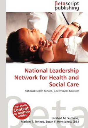 leadership for health and social care