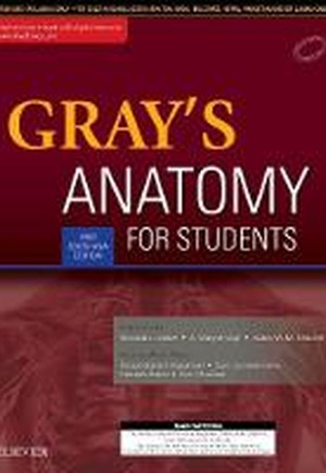 9788131248676 - Grays Anatomy for Students