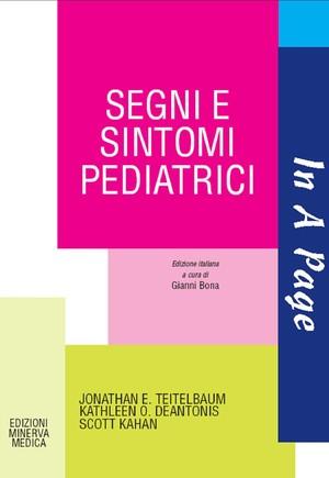 In a page Segni e sintomi pediatrici