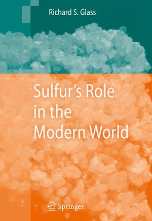 Sulfur's Role in the Modern World