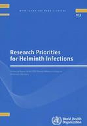 Research Priorities for Helminth Infections