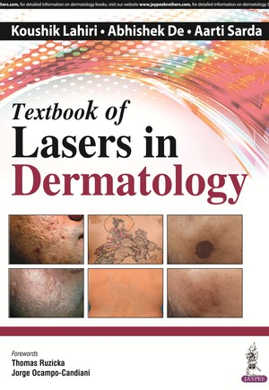 Textbook of Lasers in Dermatology