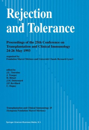 Rejection and Tolerance