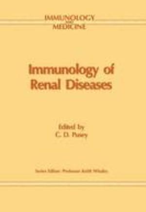 Immunology of Renal Disease
