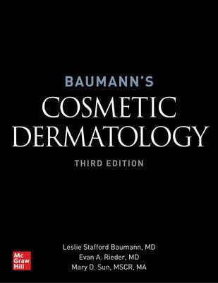 Baumann's Cosmetic Dermatology 3/E