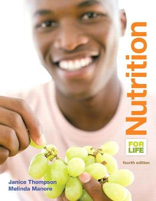Nutrition for Life Plus Mastering Nutrition with MyDietAnalysis with eText -- Access Card Package