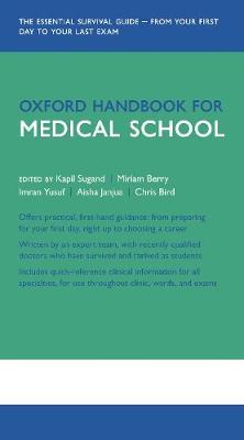 Oxford Handbook for Medical School