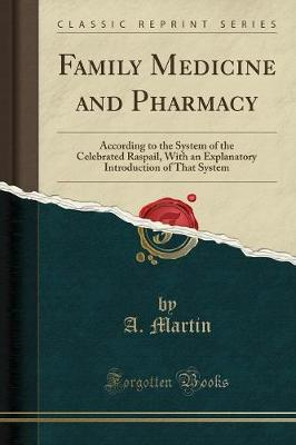 Family Medicine and Pharmacy
