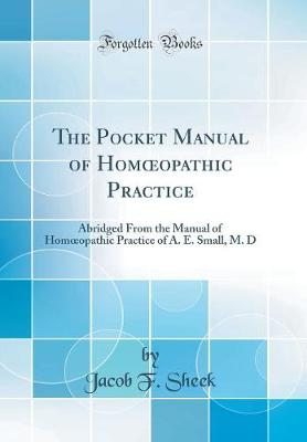 The Pocket Manual of Homoeopathic Practice