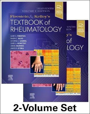 Firestein & Kelley's Textbook of Rheumatology, 2-Volume Set