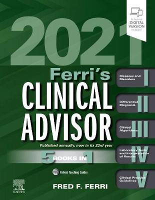 Ferri's Clinical Advisor 2021