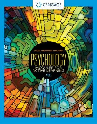 Psychology : Modules for Active Learning