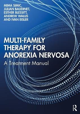 Multi-Family Therapy for Anorexia Nervosa