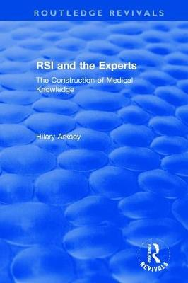 RSI and the Experts