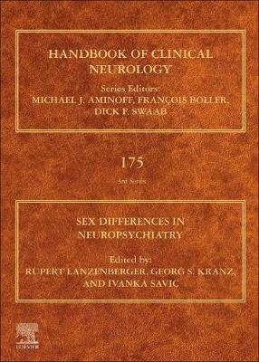 Sex Differences in Neurology and Psychiatry: Volume 175