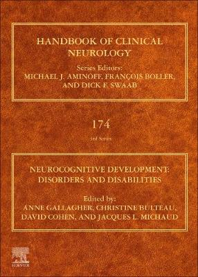 Neurocognitive Development: Disorders and Disabilities: Volume 174