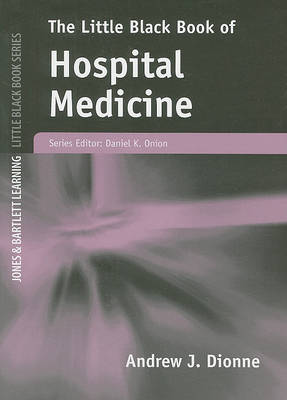 Little Black Book Of Hospital Medicine
