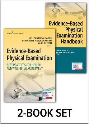Evidence-Based Physical Examination Textbook and Handbook Set