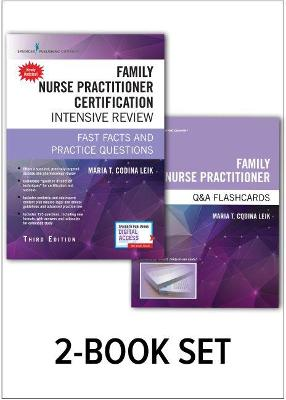 Family Nurse Practitioner Certification Intensive Review and Q&A Flashcards Set