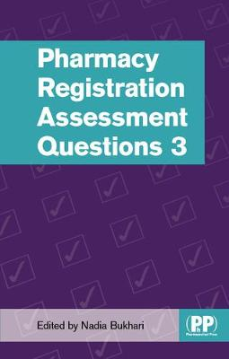 Pharmacy Registration Assessment Questions 3