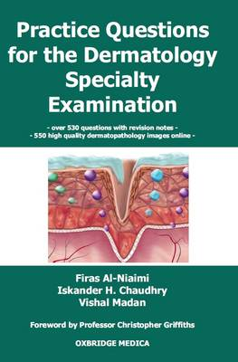 Practice Questions for the Dermatology Specialty Examination