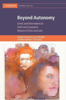 Beyond Autonomy