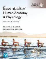 Access Card -- Pearson Mastering A&P with Pearson eText for Essentials of Human Anatomy & Physiology, Global Edition