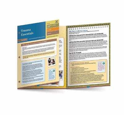 Trauma Essentials: A Mental Health Quick Reference Guide