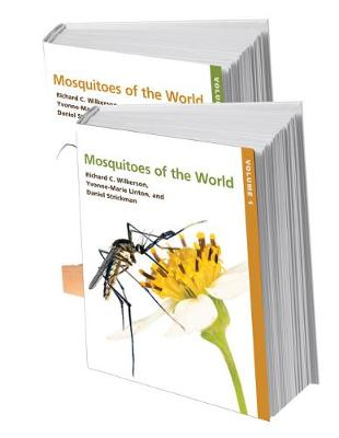 Mosquitoes of the World: Volumes 1 and 2