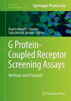 G Protein-Coupled Receptor Screening Assays