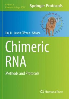 Chimeric RNA