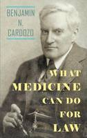 What Medicine Can Do for Law