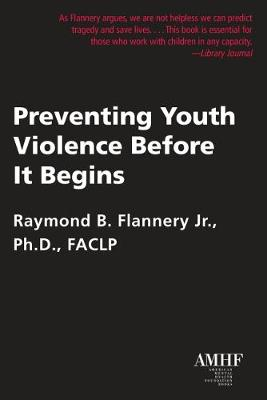 Preventing Youth Violence Before it Begins