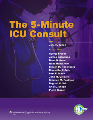 The 5-Minute ICU Consult