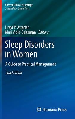 Sleep Disorders in Women: A Guide to Practical Management