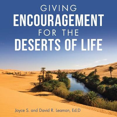 Giving Encouragement for the Deserts of Life