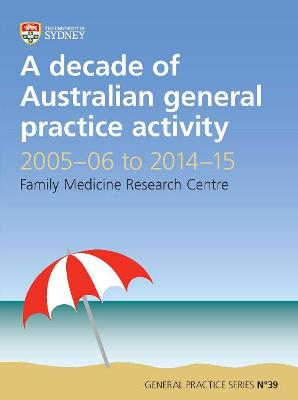 A Decade of Australian General Practice Activity 2005-06 to 2014-15